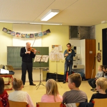 Rheinische Philharmonie: The orchestra in the classroom